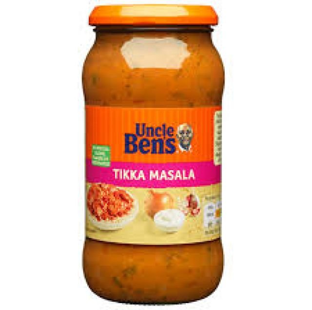 Uncle Bens Tikka Masala 450g