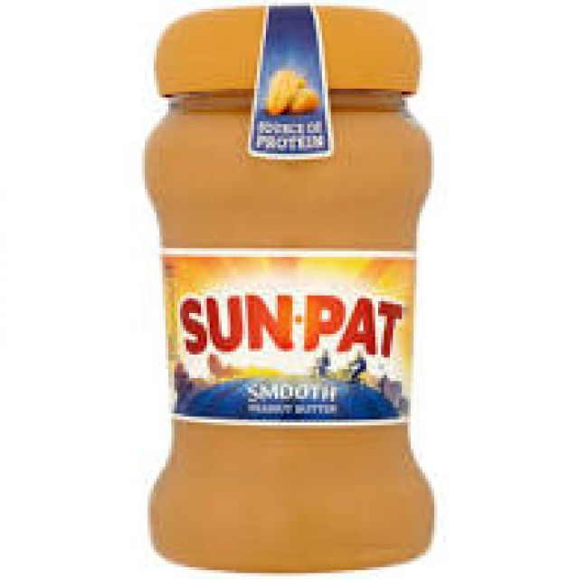 Peanut Butter Sunpat Smooth 300g
