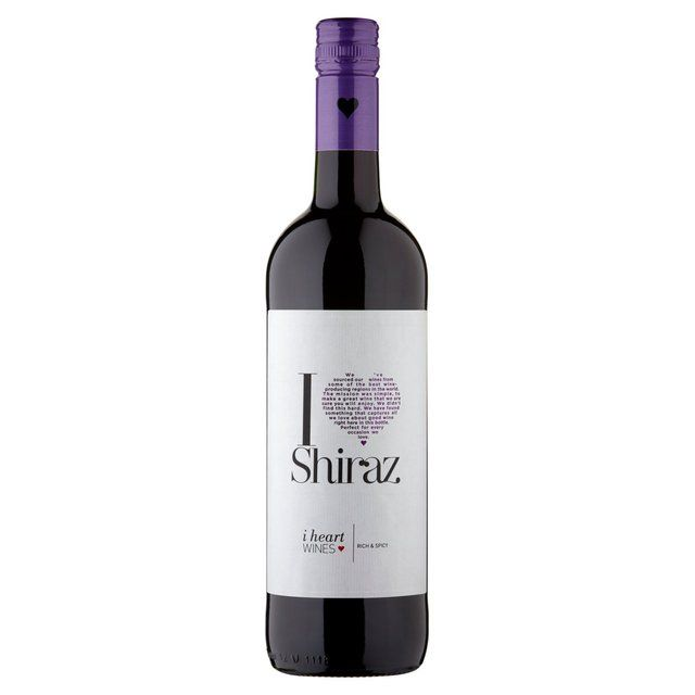 I Heart Shiraz 75cl
