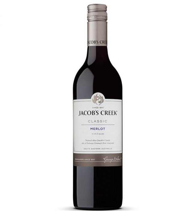 Jacob Creek Merlot 75cl