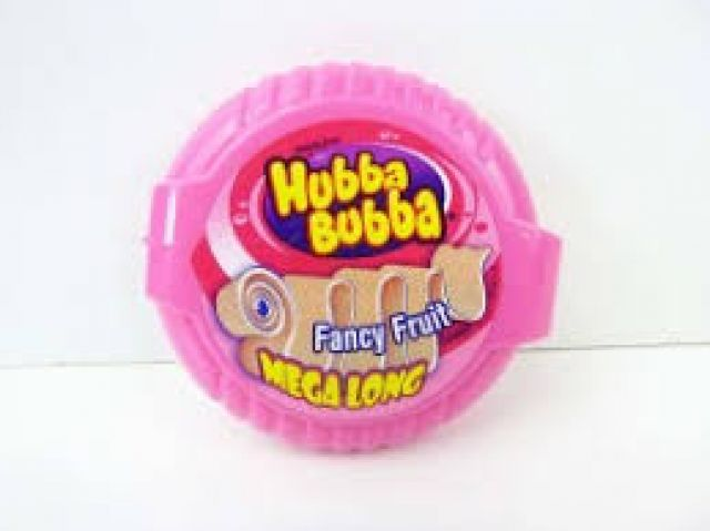 Bubblegum Hubba Bubba Fancy Fruit 56g