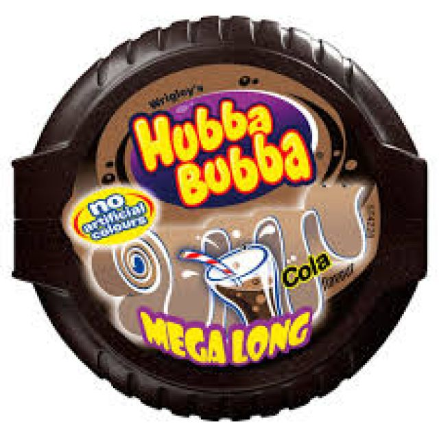 Bubblegum Hubba Bubba Cola 56g