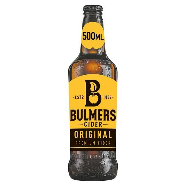 Bulmers Original 500ml Bottle
