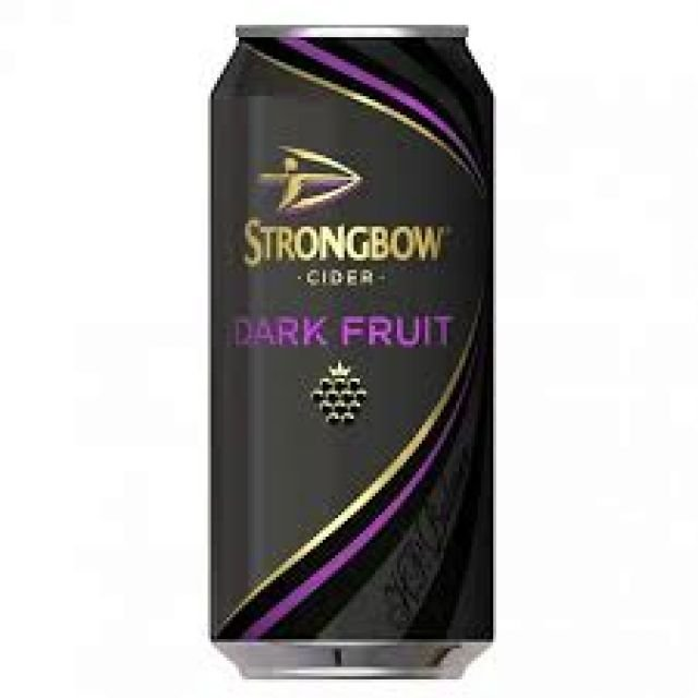Strongbow Dark Fruit 568ml Can