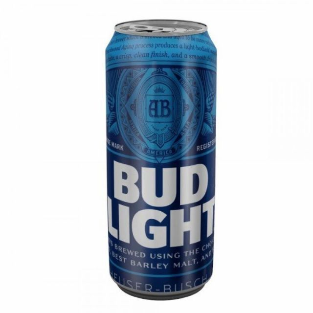 Budweiser Light 500ml Can