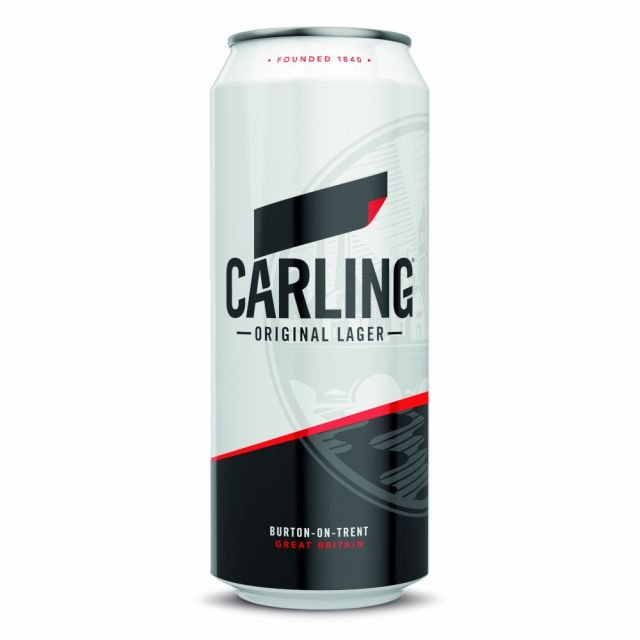 Carling 500ml Can