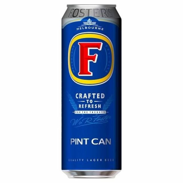 Fosters 568ml Can