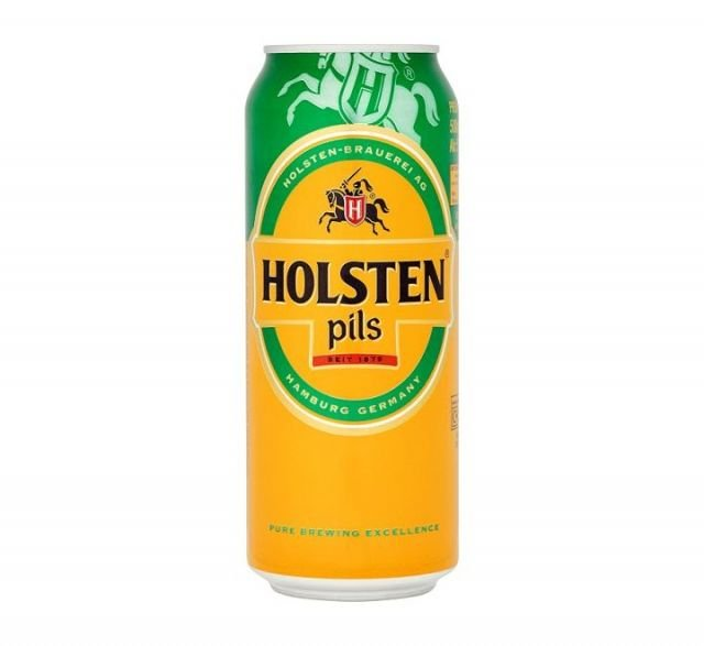 Holsten Pils 500ml Can