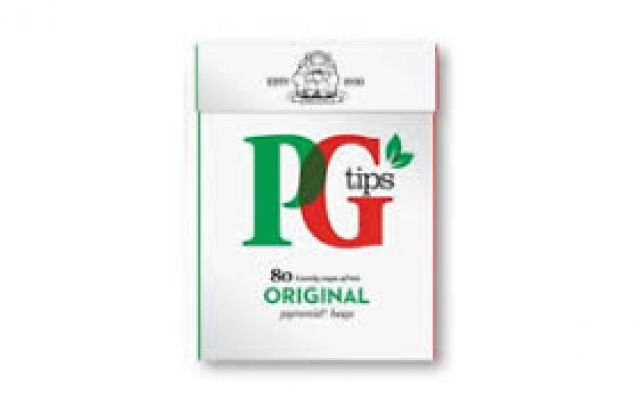 Tea PG Tips 80 Bags