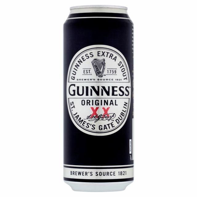 Guinness Original 500ml Can
