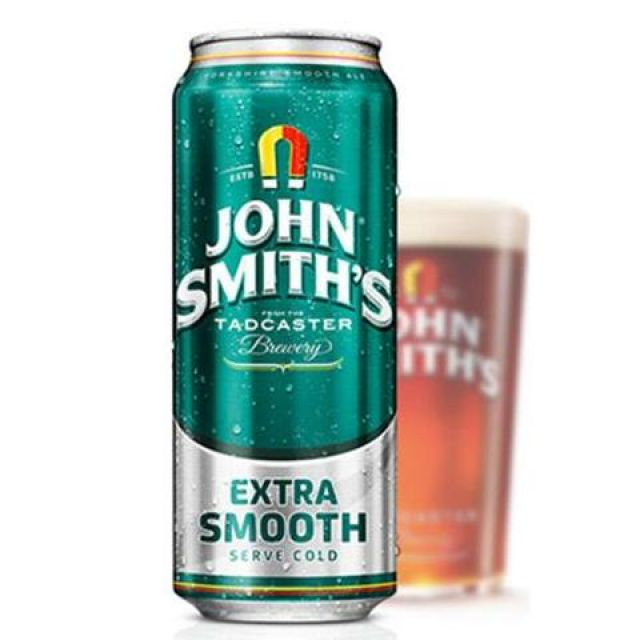John Smith 500ml Can