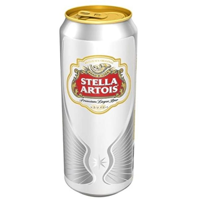 Stella Artois 500ml Can