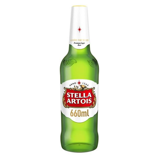 Stella Artois 660ml Bottle
