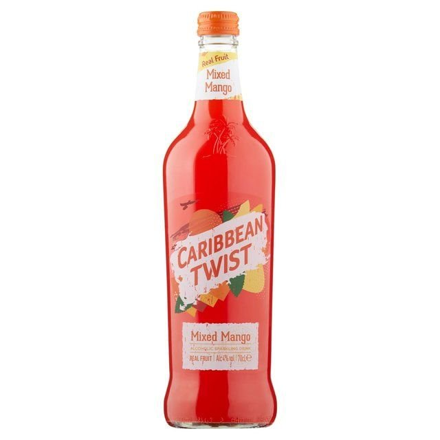 Caribbean Twist Mixed Mango 70cl