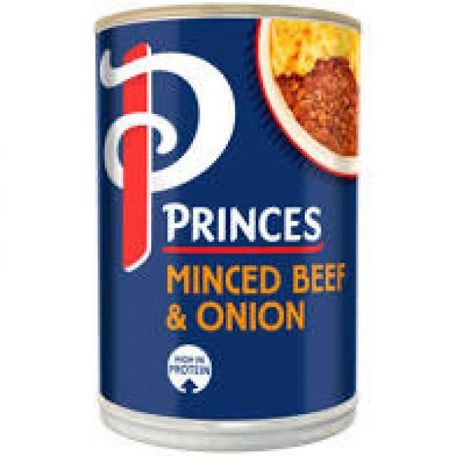 Princes Minced Beef & Onion 392g