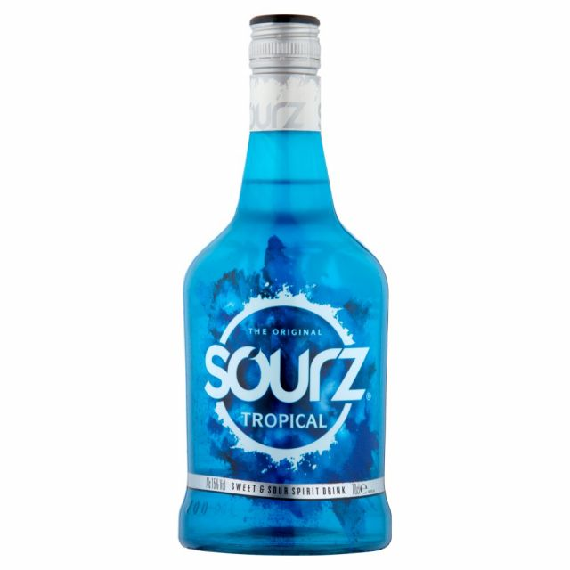Sourz Tropical Ice 70cl