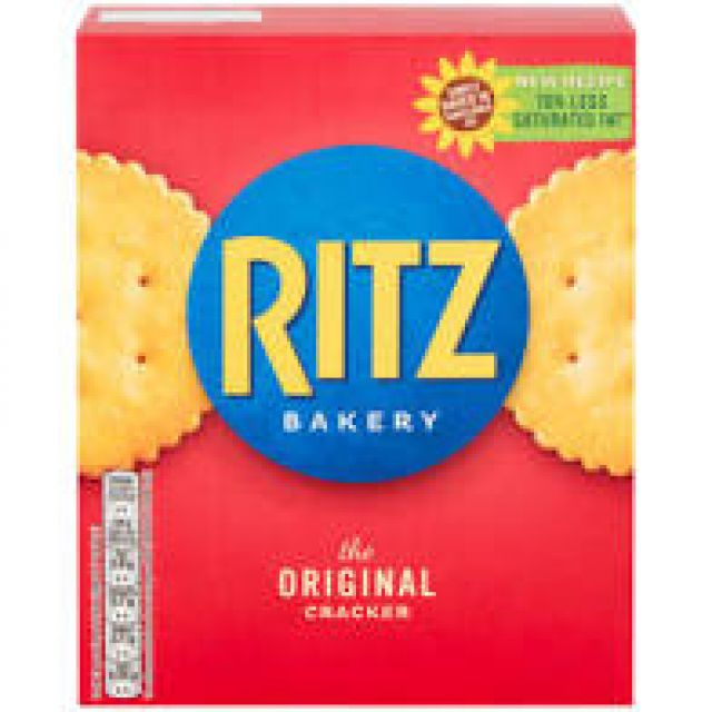 Ritz Bakery Crackers 200g