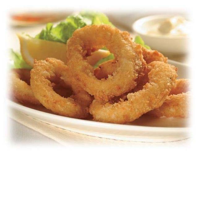 Squid Rings 5pcs