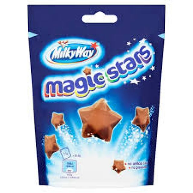 Milkway Magic Stars 91g