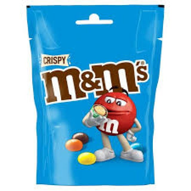 M&M Crispy Chocolate 119g