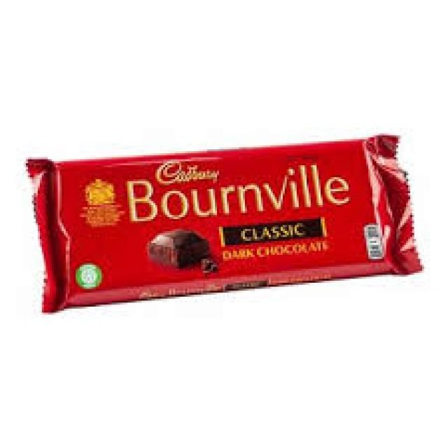 Bournville Dark Chocolate 119g