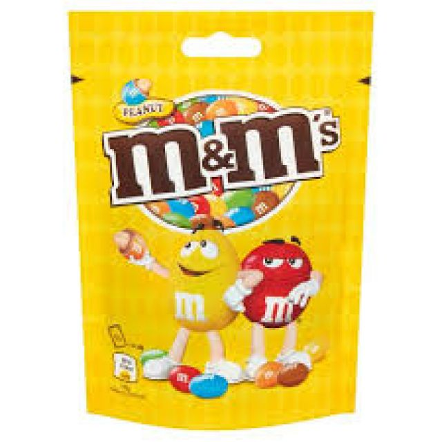 M&M Peanut Chocolate 119g