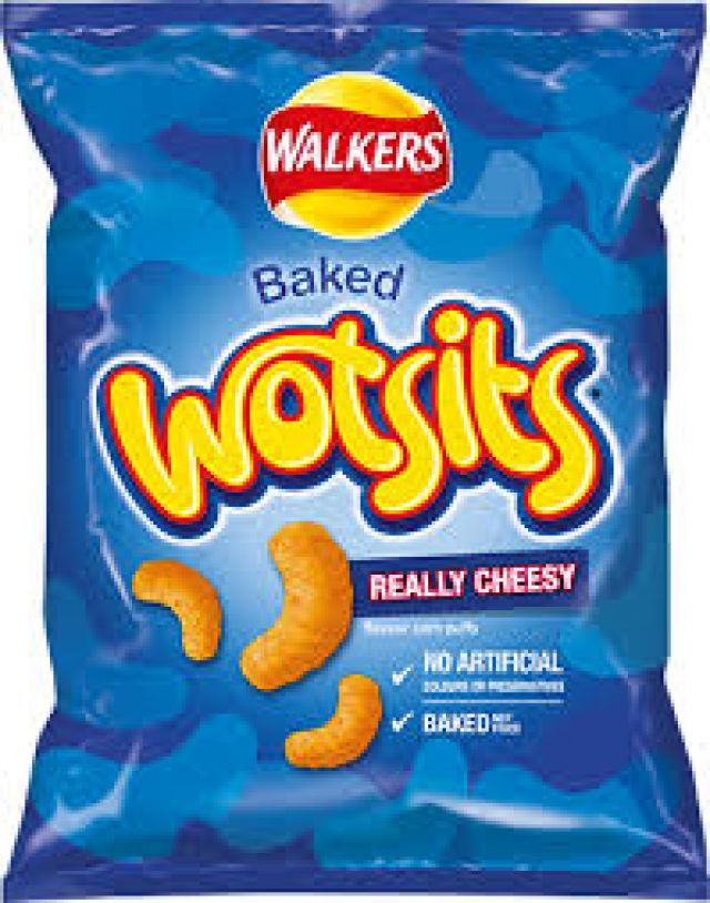 Wotsits Really Cheese 50g
