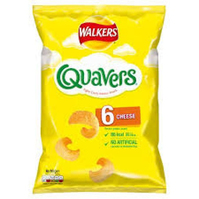 Quavers 6 Pack