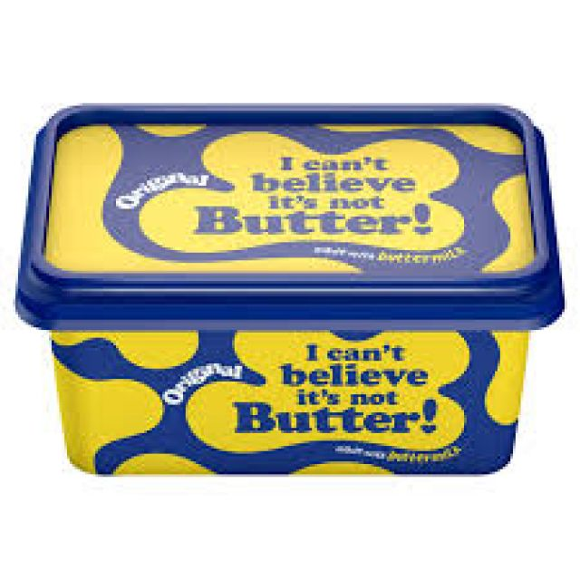 I Cant Believe Its Not Butter 500g