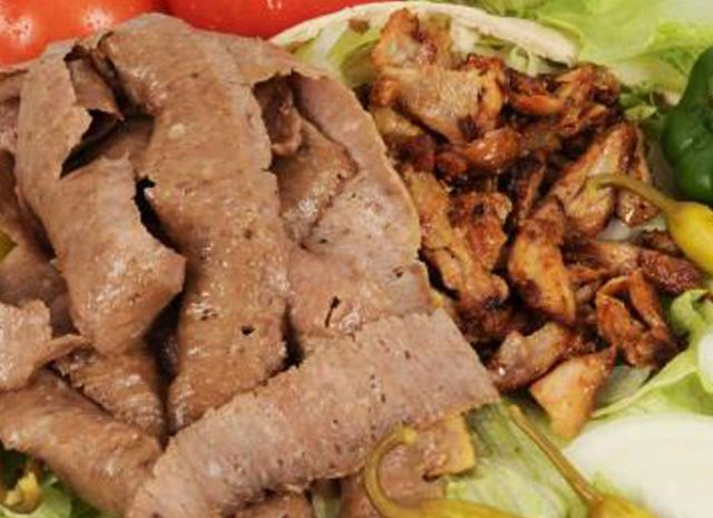 Mixed Shish & Doner Kebab