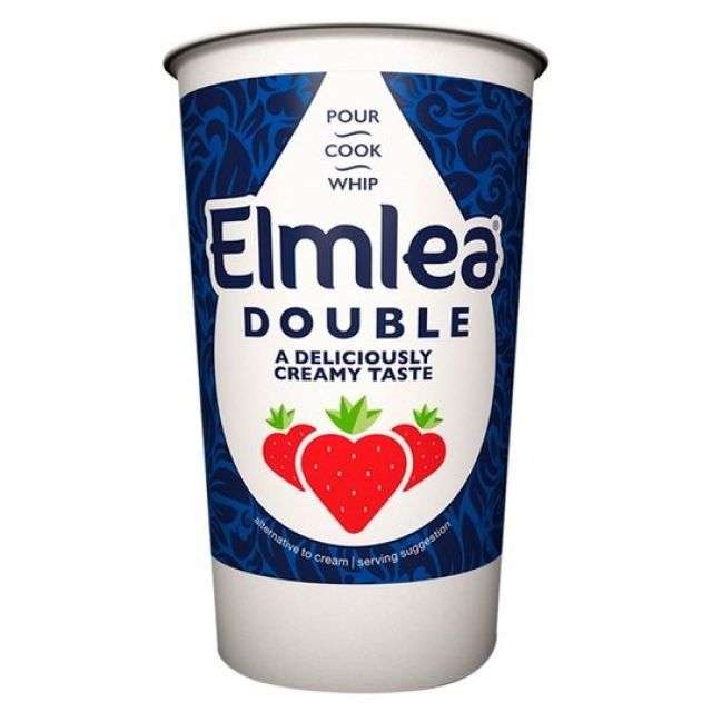 Cream Elmlea Double 284ml