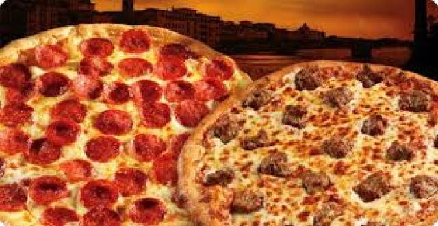 2 x Large Pizza Deal