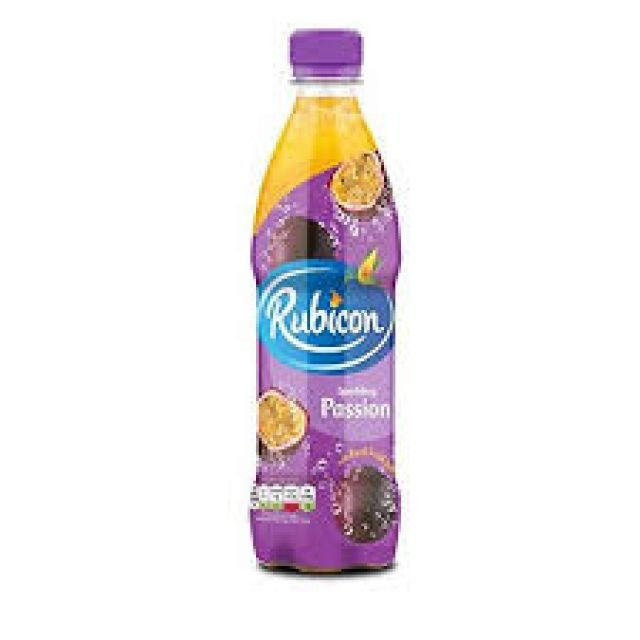 Rubicon Passion Fruit 500ml