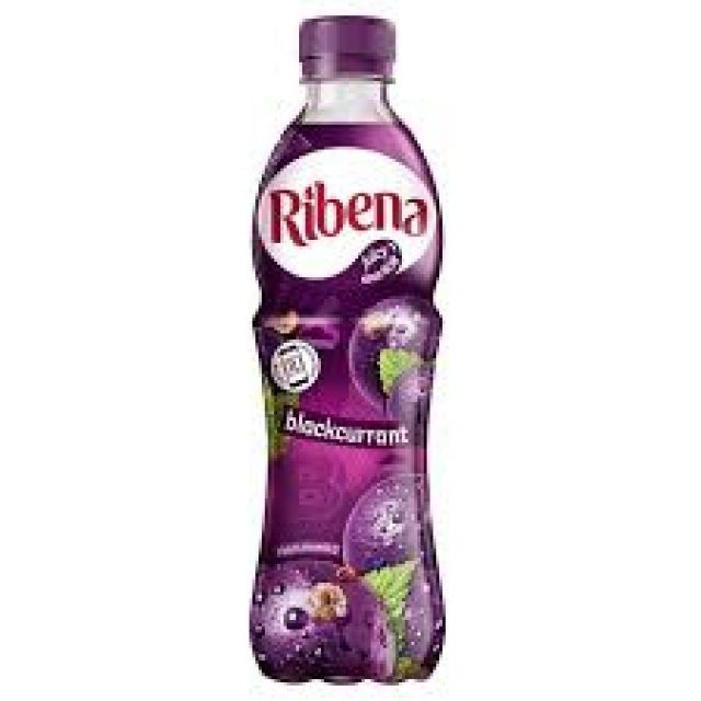 Ribena Blackcurrant 500ml