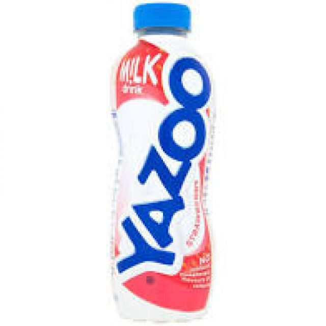 Milkshake Yazoo Strawberry 380ml
