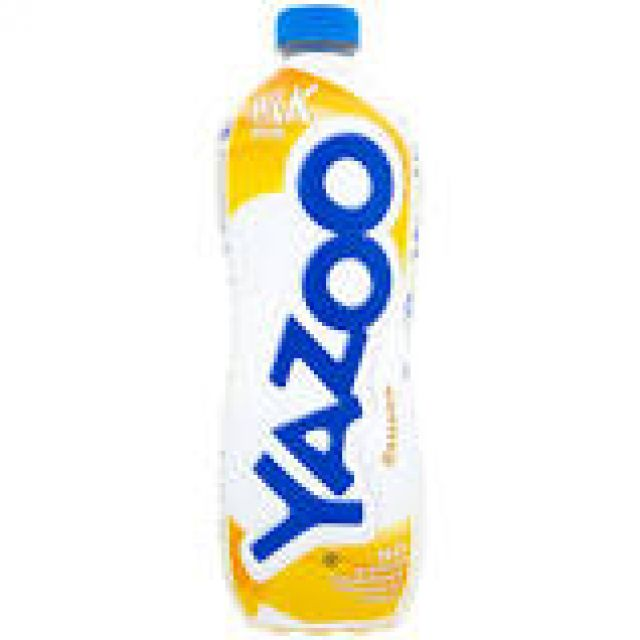 Milkshake Yazoo Banana 380ml