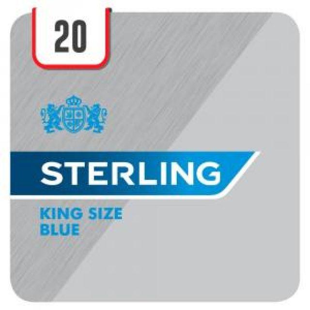 Sterling Blue KS