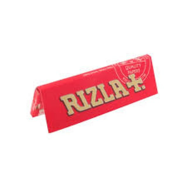 Rizla Red Small Papers