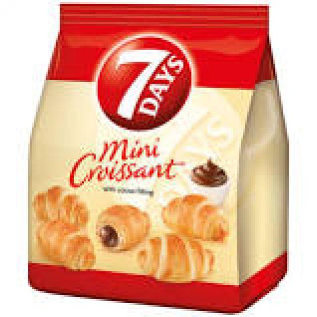 7 Days Mini Croissants Double 185g