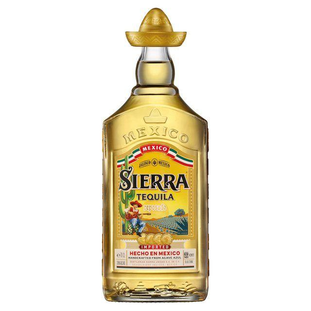 Tequila Sierra Gold 70cl