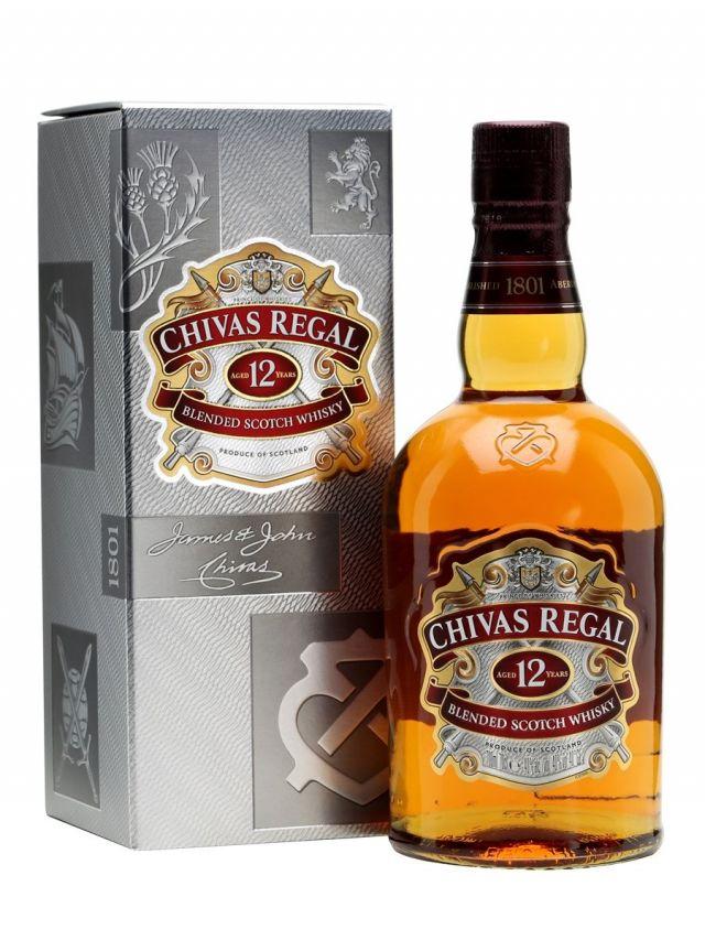 Whisky Chivas Regal 70cl