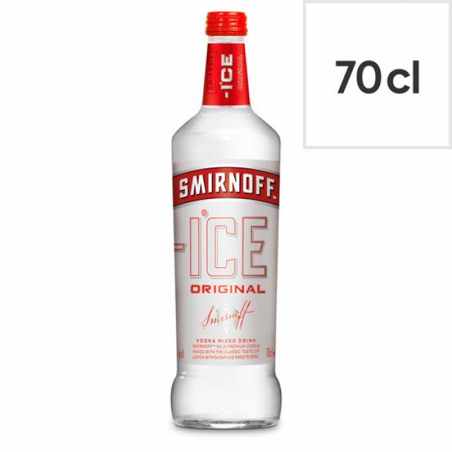 Smirnoff Ice 700ml