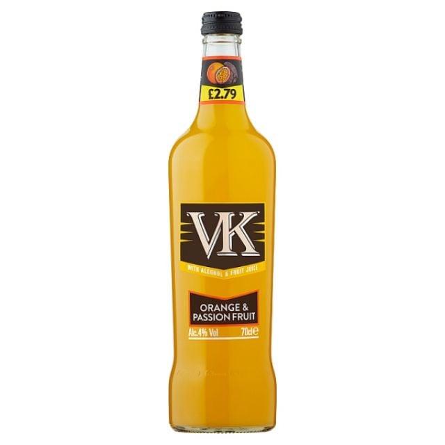 VK Orange & Passion 700ml