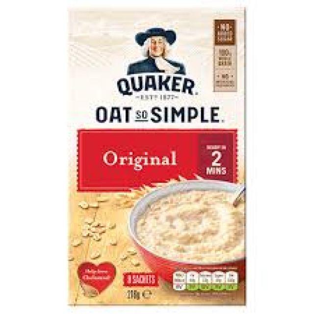 Quaker Oats So Simple