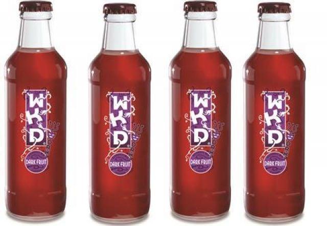WKD Dark Fruit 275ml 4 Pack