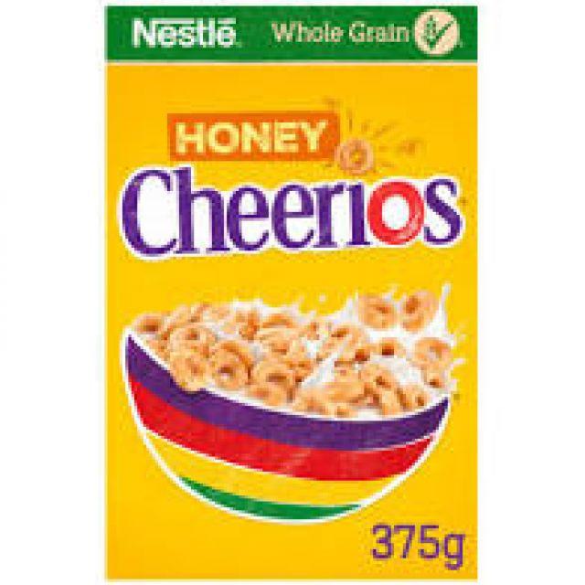 Nestle Cheerios Honey & Multigrain 375g