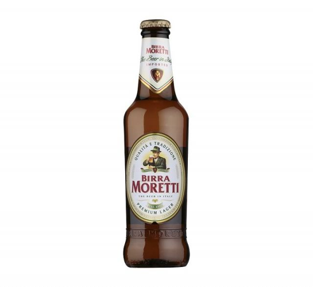 Birra Moretti 660ml Bottle