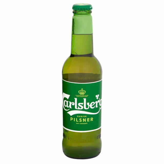 Carlsberg 330ml Bottle