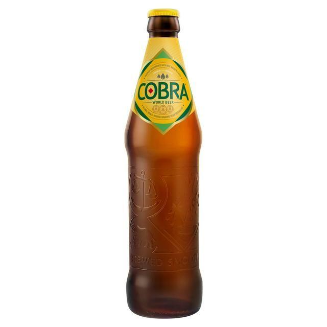 Cobra Premium 620ml Bottle