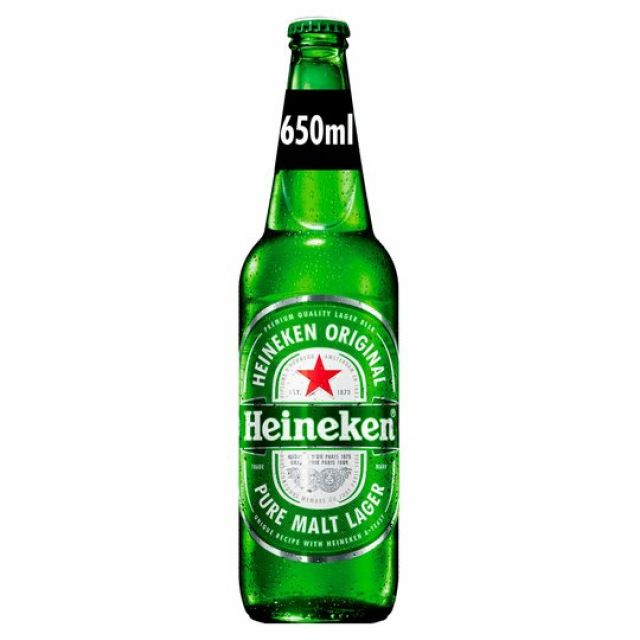 Heineken 650ml Bottle